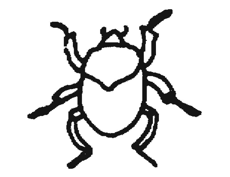 june bug coloring pages - photo#15