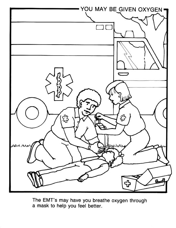 oxygen coloring pages - photo#7