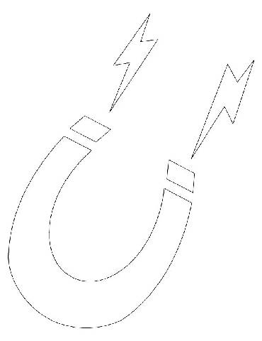 magnet coloring pages - photo#19